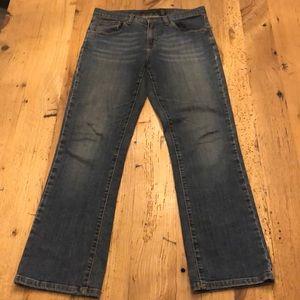 Women's Calvin Klein Bootcut Jeans Size 6